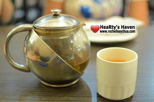 Feng Wei Wee Jasmine Tea