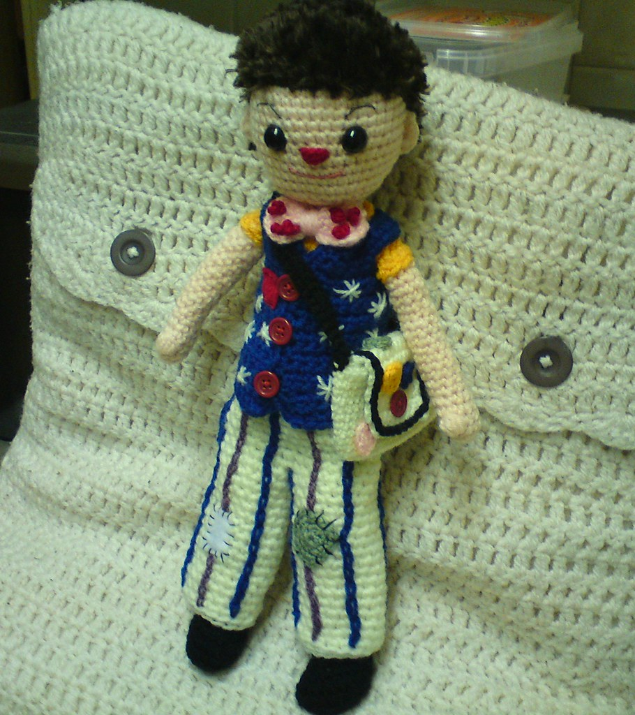 The Worlds Best Photos of crochet and doll - Flickr Hive Mind