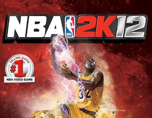 NBA 2K12 To Feature Three Legends on The Cover