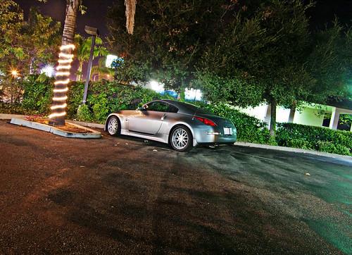 Day 202/365: Nissan 350Z