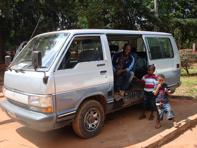 Ntimba's bus