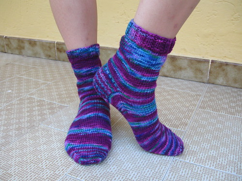 Firenze Socks by lux2night