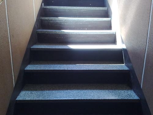 La luce sulle scale by durishti