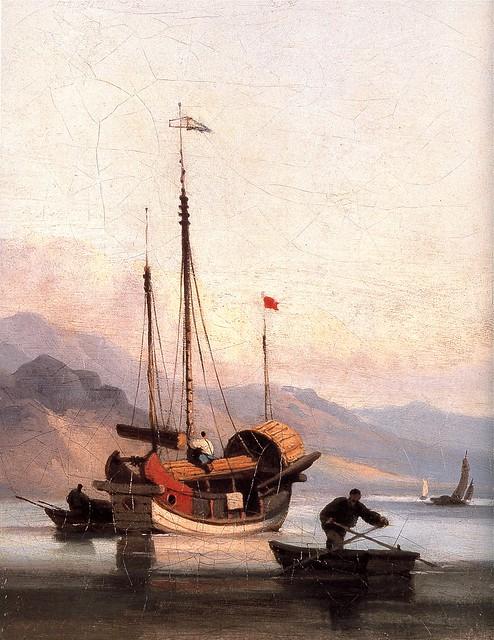 13 Chinese junk at anchor (2).JPG
