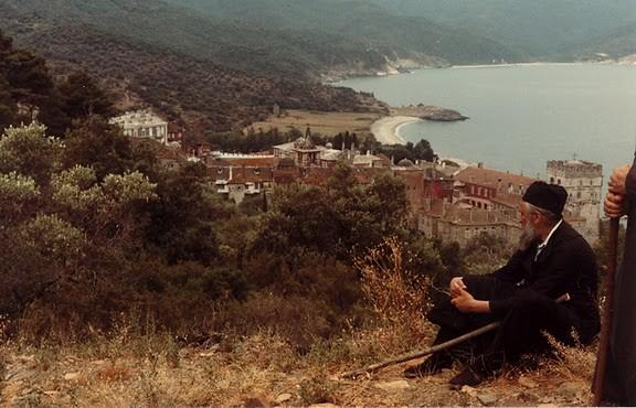 Vladika Lavr Athos