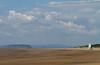 Burnham-On-Sea Lighthouse (Mukumbura) Tags: wood blue light england sky lighthouse mountains reflection beach wales stairs island coast wooden sand lighthouses mud legs dunes somerset safety mudflats navigation piles burnhamonsea quicksand bristolchannel steepholm lighthouseonlegs summertimeuk