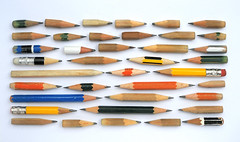 Pencil Parade (Werner Schnell Images (2.stream)) Tags: old pencils collection werner ws schnell stifte bleistifte wernerschnell