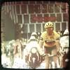 Mister Evans (D-Silver) Tags: france bicycle race de evans tour racing jersey yellew cadel hipstamatic floatfilm bettiexllens