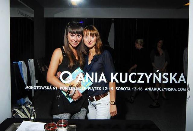 Ania Kuczyńska provate sale