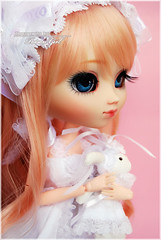 ~ Custom Pullip Raphia for Chocoang ~ (-Poison Girl-) Tags: new pink girl hair outfit doll dolls lashes eyelashes natural stock makeup lolita wig blonde groove pullip poison custom pullips poisongirl fleshtone faceup junplanning rewigged obitsubody pullipcustom pullipraphia pullipraphiacustom