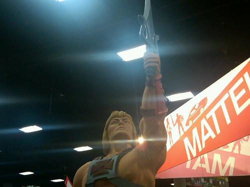 Comic-Con 2011 HeMan
