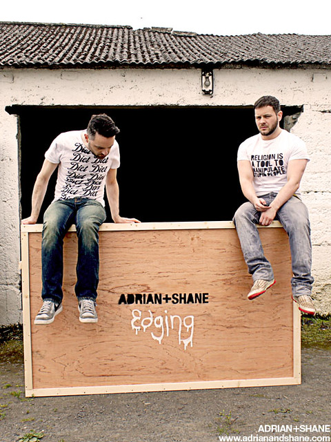 Adrian+Shane - EDGING