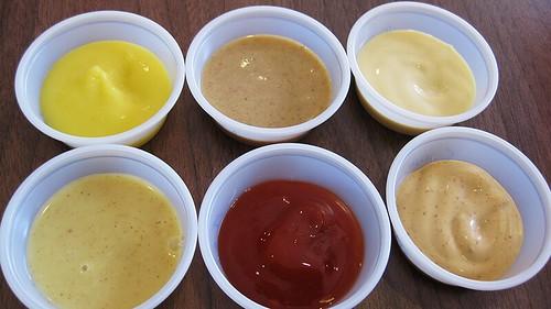sauces!