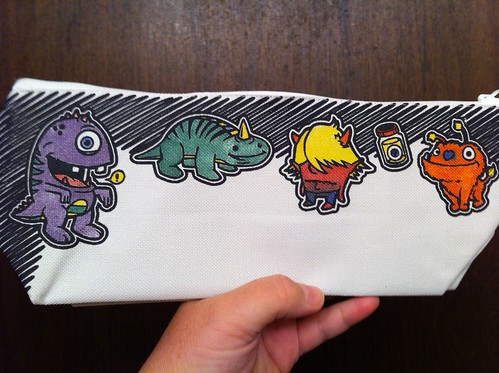 Colored Pencil Case