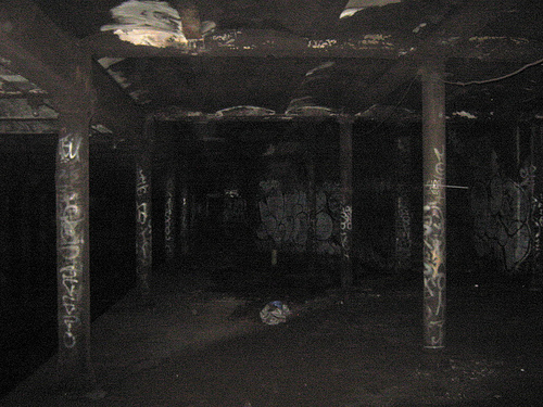Abandoned 18th street subway by Susan Keyloun#5