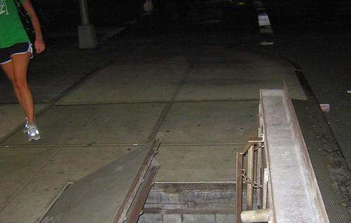 Abandoned 18th street subway by Susan Keyloun#1