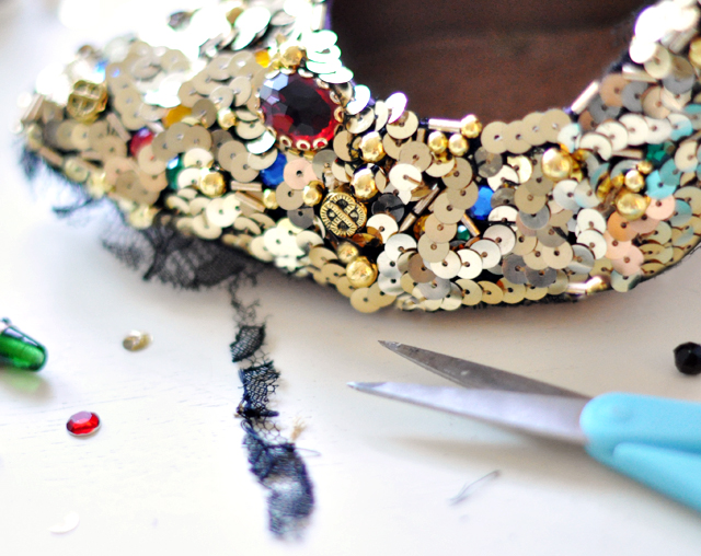 Dolce and Gabbana Embellished Pumps-Shoes-DIY-22