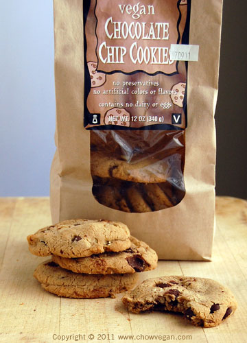 Trader Joe's Chocolate Chip Cookie