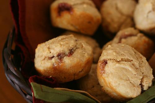 pb jelly muffins 5