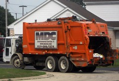 MDC Environmental Services Autocar WXLL E-Z Pack Goliath REL 40071 (PublicServiceEquipmentFan) Tags: trash truck garbage rear environmental pack rubbish end ez waste refuse loader recycling goliath services rl sanitation rel autocar mdc rearloader wxll