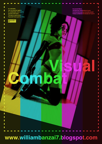VISUAL COMBAT BANZAI7 by Colonel Flick