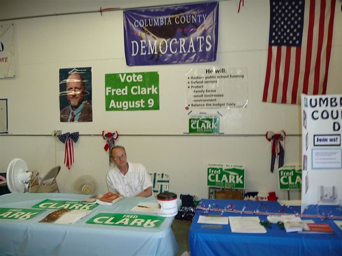 Fred Clark Campaign