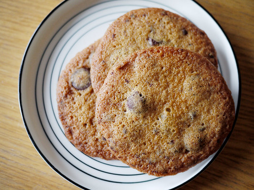 07-29 chocolate chip cookies