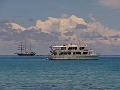 Punta cormorant - Floreana island - Galapagos (Rita Willaert) Tags: southamerica ecuador equator zuidamerika galapagosislands islasantacruz deevenaar diegoourtourleader jachtangelitoi yachta