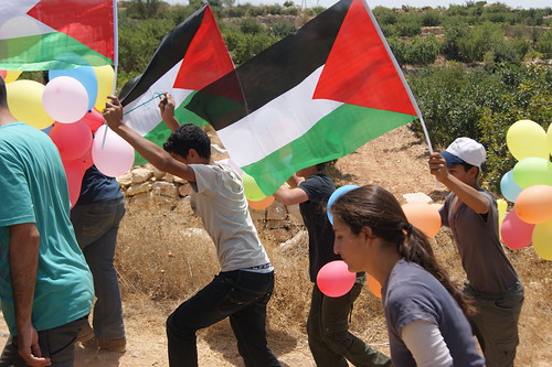 From flickr.com: Palestinian Peaceful Resistance Movement {MID-207366}
