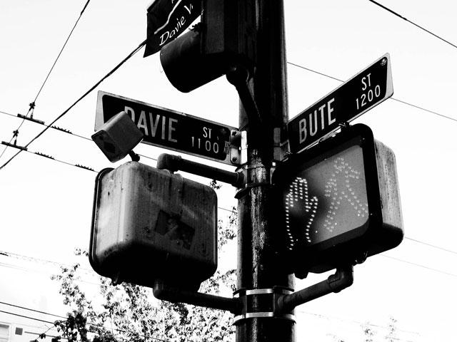 Davie & Bute, Vancouver