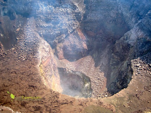 Masaya Volcano National Park Nicaragua Family Nature Adventure Active Crater