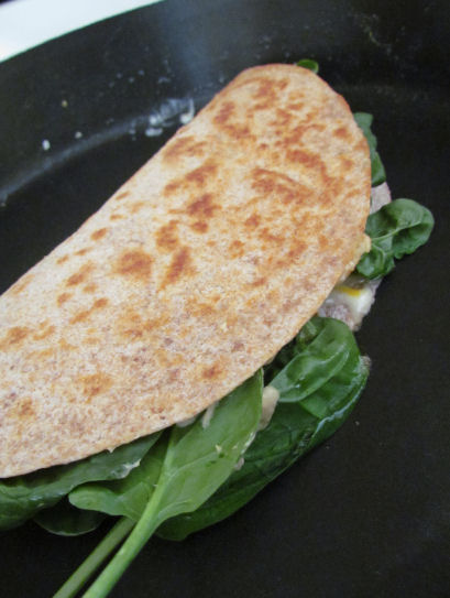 Grilled Crack Wrap