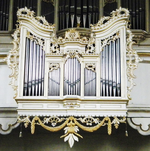 Orgel in Weilheim/Teck