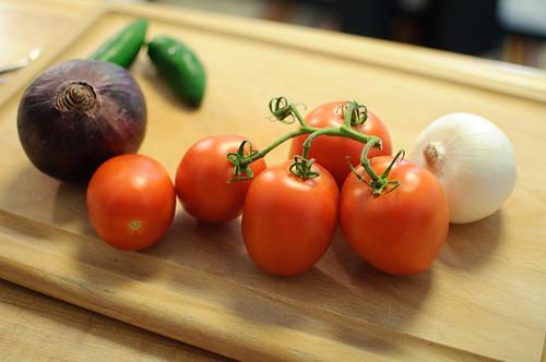 Pre-salsa