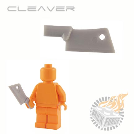Cleaver - Silver