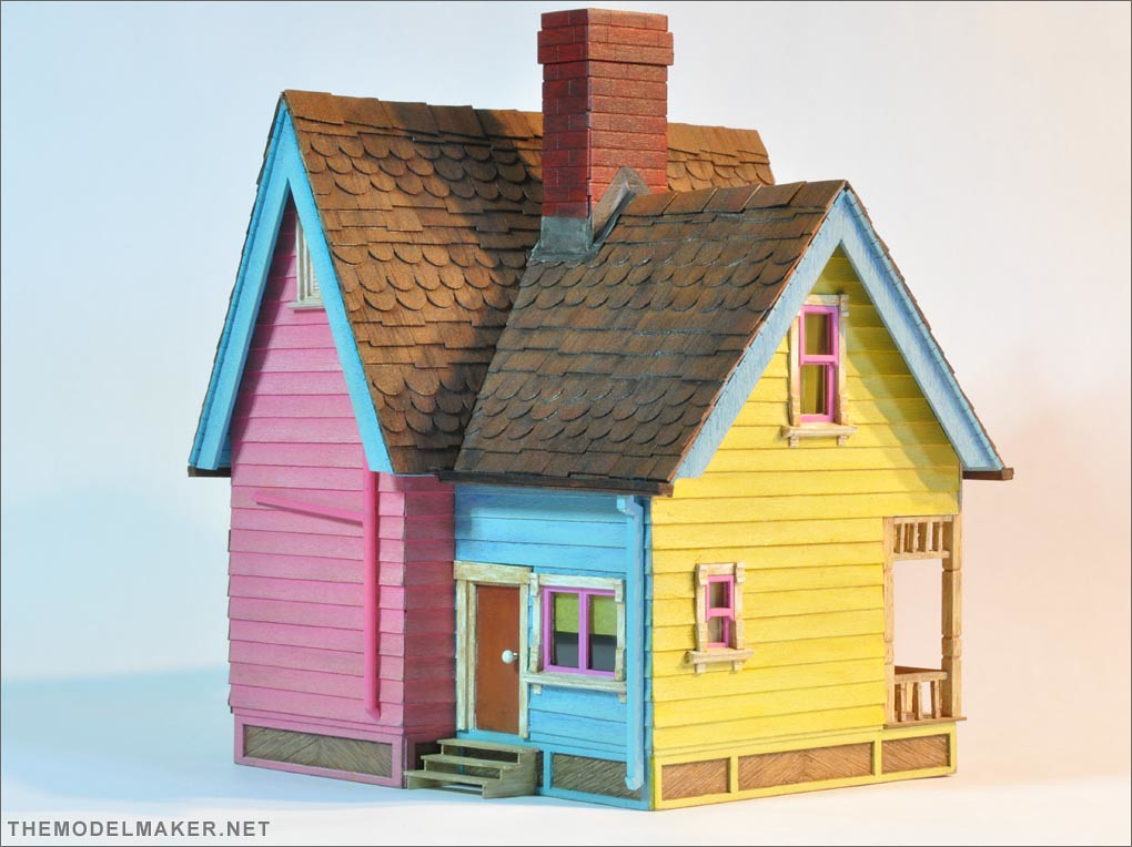 victorian dollhouse pixar up 2
