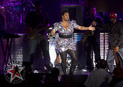 Jill Scott - DTE Energy Center - Clarkston, MI - July 30, 2011