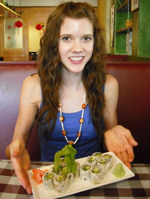 231 - Sushi!
