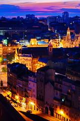 Porto au coucher du soleil 2 (paspog) Tags: sunset portugal porto coucherdusoleil