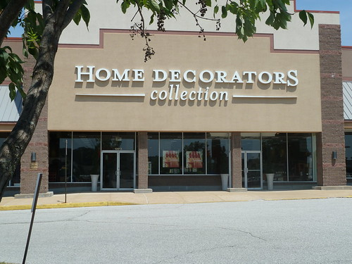 Home Decorators Collection store front