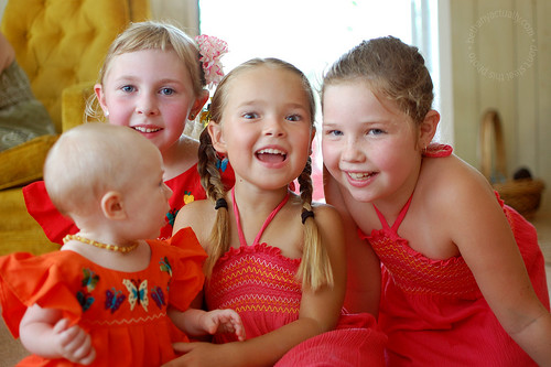señoritas pequeñas