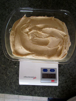 Hummus Weight