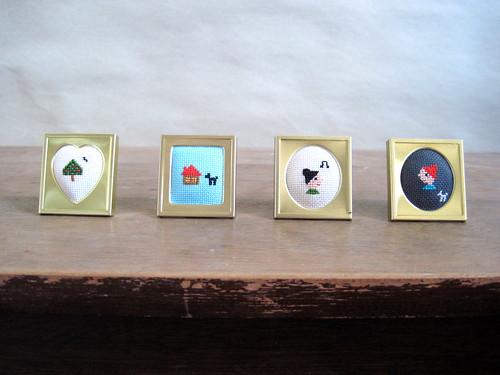 Miniature Frames
