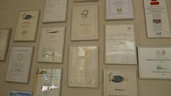 BedZED社區獲獎章、認證無數。