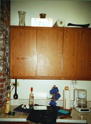 Steve's Cupboard