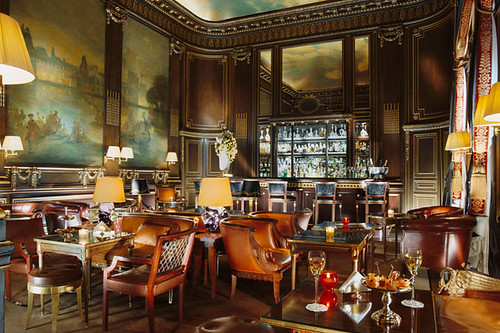 Bar 228, Le Meurice, Paris