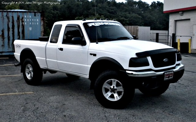 2002 ford lights ranger lift 4x4 cab kit