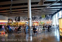 Las Vegas, Nevada - Mall food court