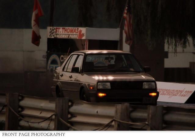 VW Jetta MK2