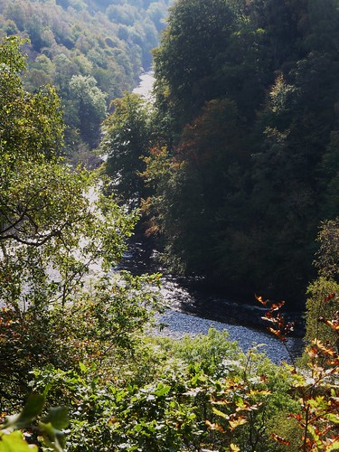 Pass of Killiecrankie, Perthshire